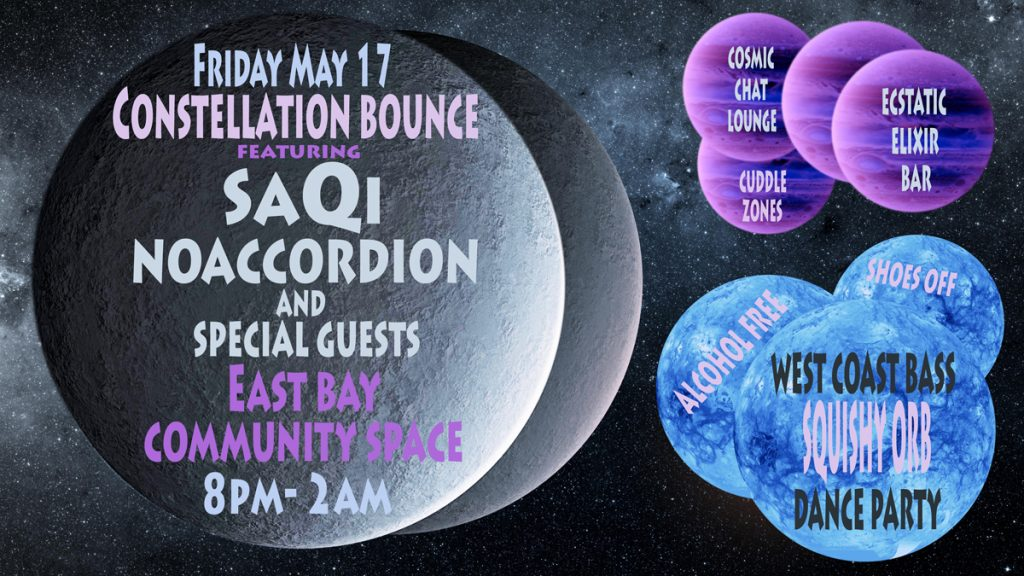 noaccordion-lp-release-party-flyer-front-oakland-california-constellation-bounce