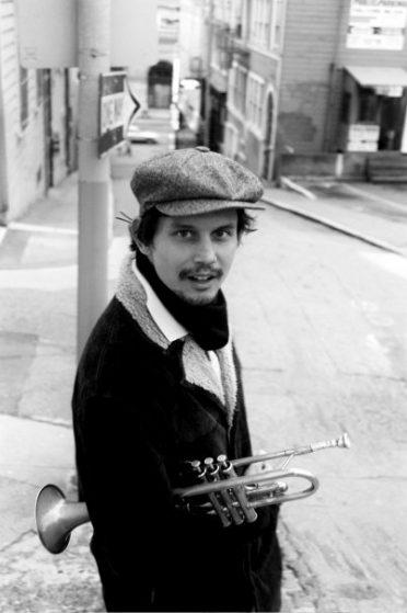 noaccordion-collaboration-musician-danny-cao-holds-trumpet