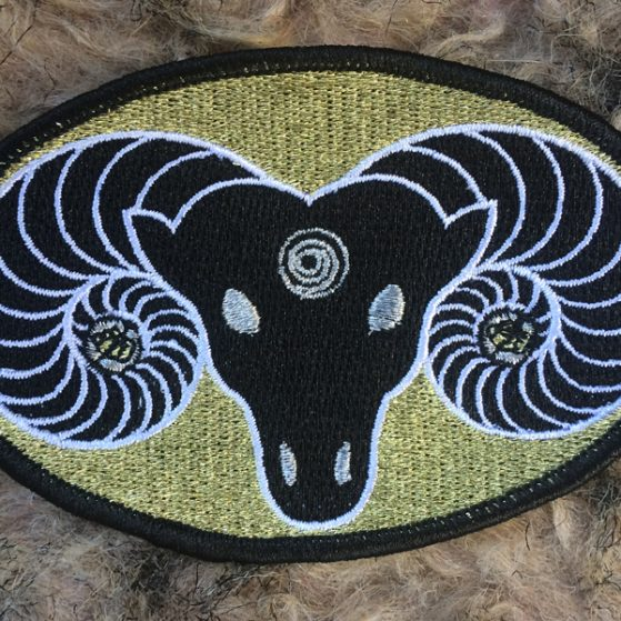 noaccordion-good-friday-aires-embroidered-patch